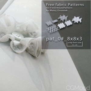 3D Fabric Patterns