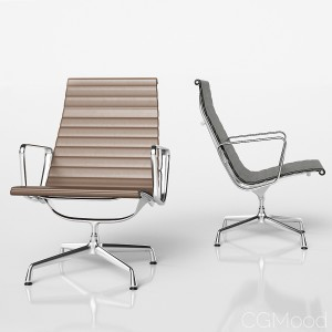 Aluminium Chair Ea 115