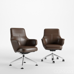 Grand Executive by Vitra