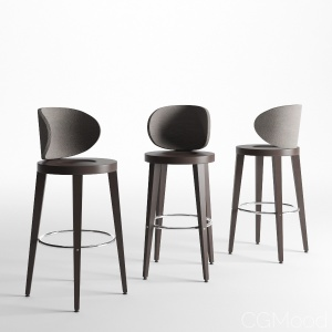 Tabouret Lune By Sif