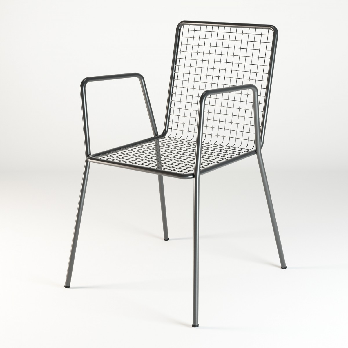The Bloomin Couch Table For Two: Bloomingville Wirechair