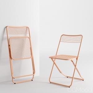 Silla Houtique Folding Chair