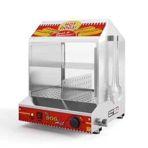 Paragon 8020 Hot Dog Steamer