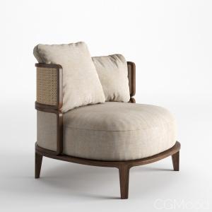 Promenade Lounge Chair Gebrüder Thonet Vienna