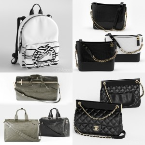 The luxury bags collection