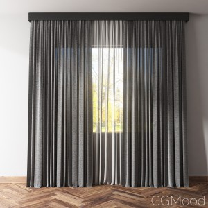 Curtains And Tulle V2