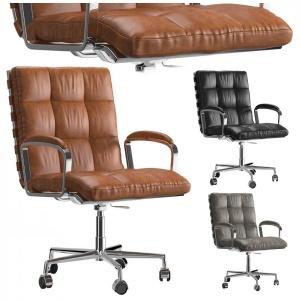 Rh Rossi Desk Chair