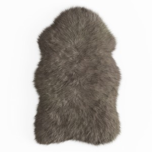 Faux Fur Mongolian Rug
