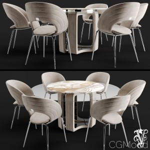 Visionaire Table Chair