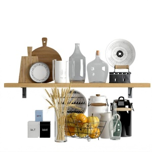 Kitchenware Decor