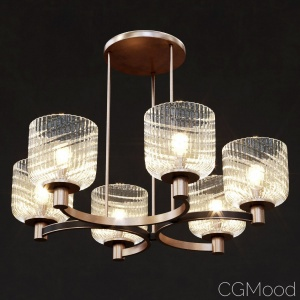 Remains - Murano Glass Chandelier