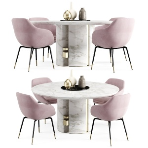 Capital Ercole Dining Table Set