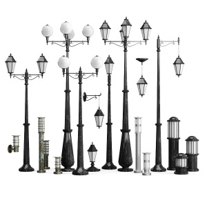 Street Lighting Set