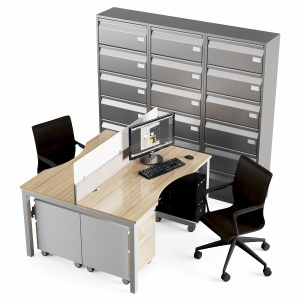 Office Workplace Set