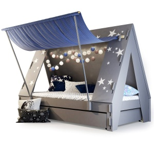 Mathy By Bols Kids Tent Cabin Bed