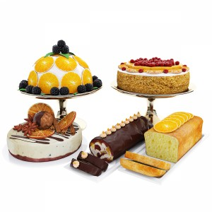 Orange Cake Collection 2