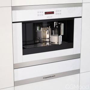 Kuppersbusch  Ekv6500 Built-in Coffee Machine