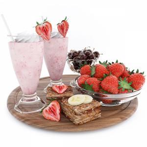 Stawberry Summer Set