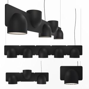 FontanaArte Igloo Suspension Lamp