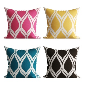 Decorative Pillows Set 065