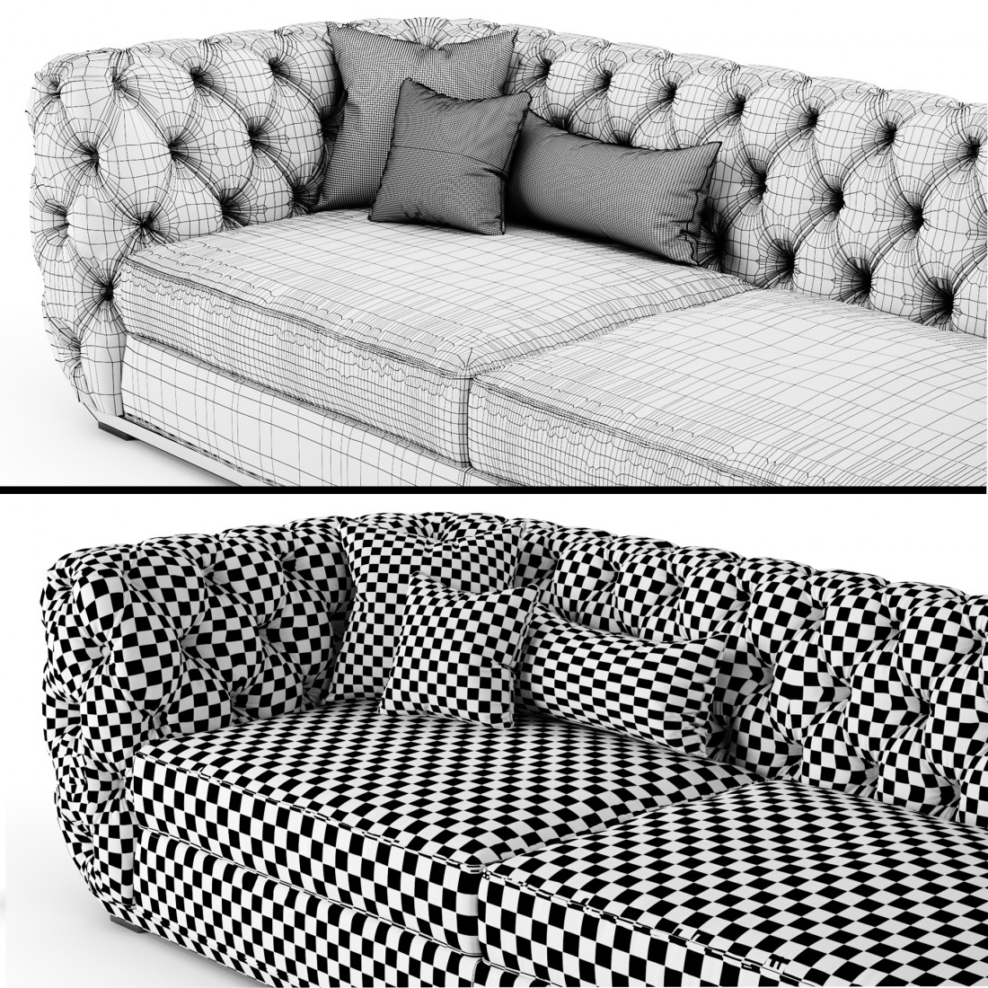 Sofa King Chesterfild Quot The Sofa And Chair Company Quot 3d