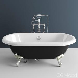 Heritage Granley Bathtub