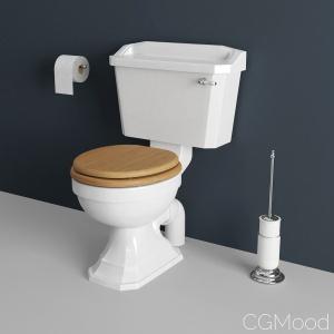 Heritage Granley Toilet