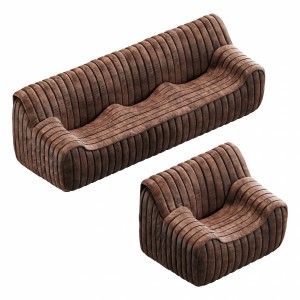 Sofa And Armchair Espace Nord Ouest