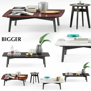 Poliform Bigger Coffee Tables