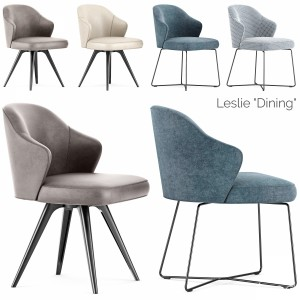 Minotti Leslie Dining Chairs