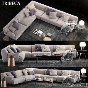 Poliform Tribeca Sofa 3