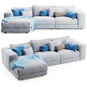 Swan Hills Sofa Chaise