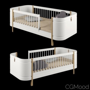 Oliver Furniture Wood Mini Junior Bed
