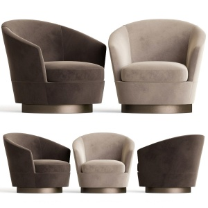 Jacques Low Back Armchair