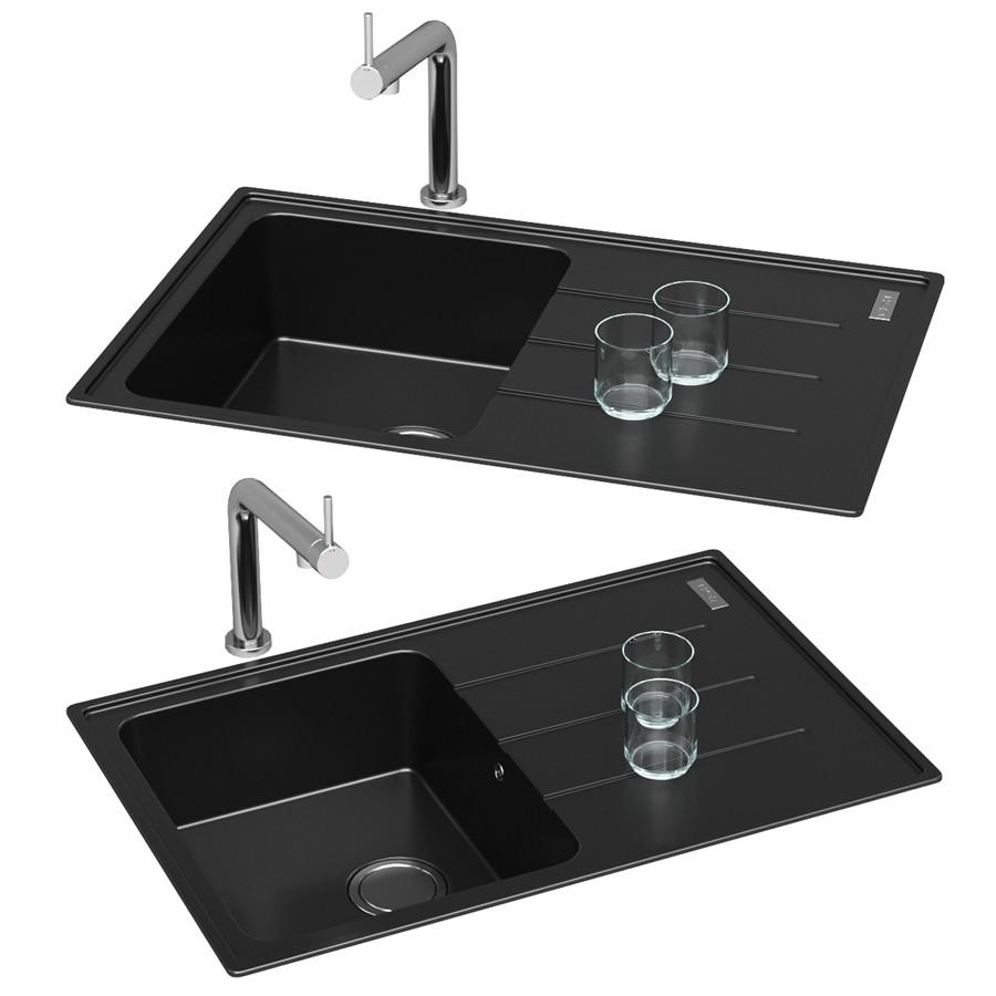 Ikea Eskelen Kitchen Sink 3d Model For Vray