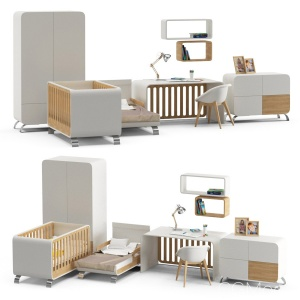 Alondra Kurve Nature Children Furniture