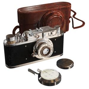 Vintage Camera Sharp