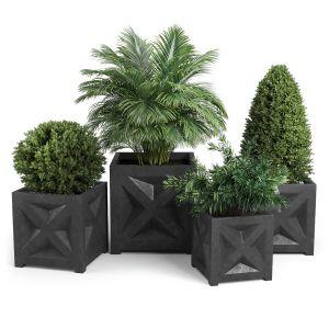 Panel Planter