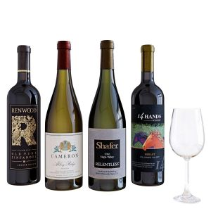 Wine Bottle Set 16