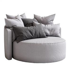 Cosy Armchair By Papadatos