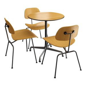 Plywood Group Dcm & Eames Contract Tables