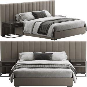 Rh Modena Bed