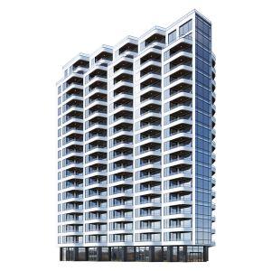 Modern Residential Building 13