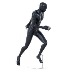 Running Abstract Mannequin 82