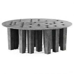 Oliver Gustav Round Coffee Table