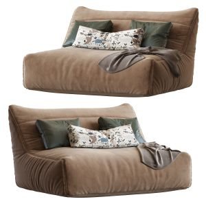 Levi Bean Bag Sofa