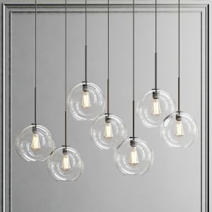 West Elm Hanging Lamps