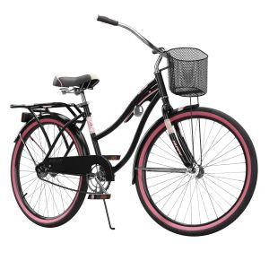 Womens Cruiser Bike With Basket