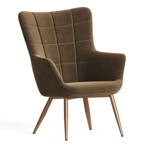 Wingback Accent Chair Wayfair