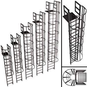 Fire Escape Safety Elements